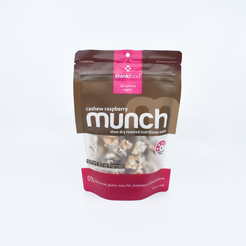 Munch - Cashew Raspberry 140g - Bel & Brio Shop Online | Supermarket , Bottle Shop , Restaurant Deliveries