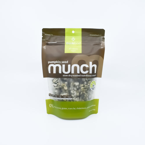 Munch - Pumpkin Seed Snack 140g - Bel & Brio Shop Online | Supermarket , Bottle Shop , Restaurant Deliveries