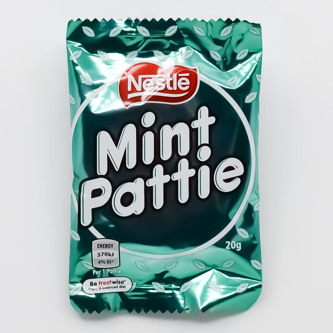 Nestle Mint Pattie 20g - Bel & Brio Shop Online | Supermarket , Bottle Shop , Restaurant Deliveries