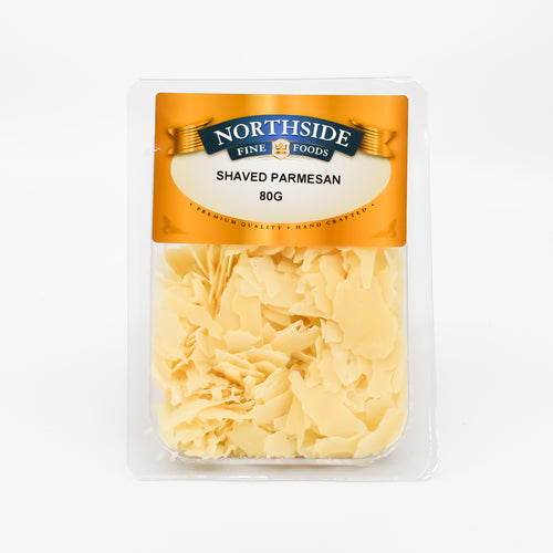 Northside - Shaved Parmesan 80g - Bel & Brio Shop Online | Supermarket , Bottle Shop , Restaurant Deliveries