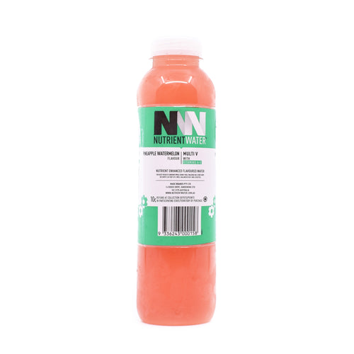 Nutrient Water Pineapple Watermelon 575ml
