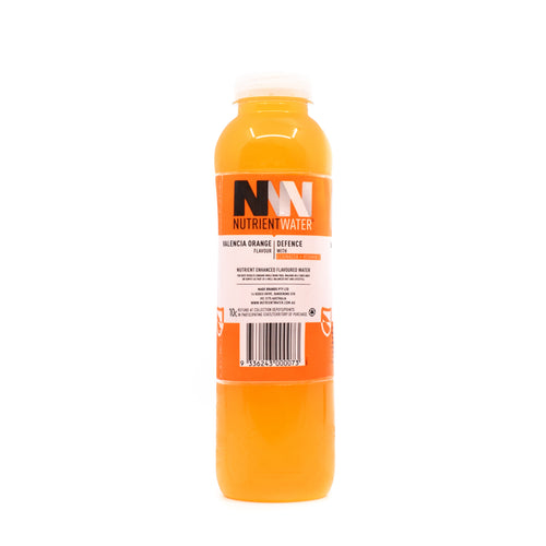 Nutrient Water Valencia Orange 575ml