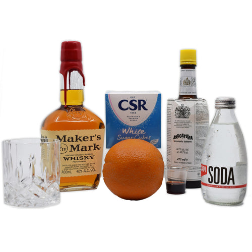 OLD-FASHIONED COCKTAIL KIT