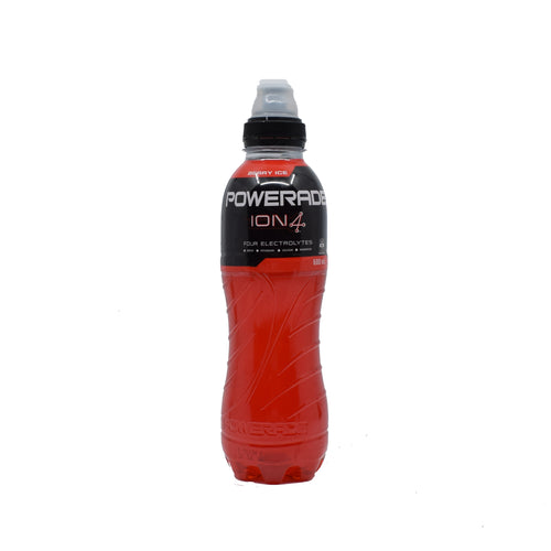 Powerade Ion4 (Berry Ice) 600ml
