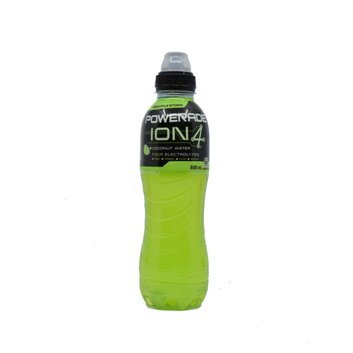 Powerade Ion4 (Pineapple Storm) 600ml