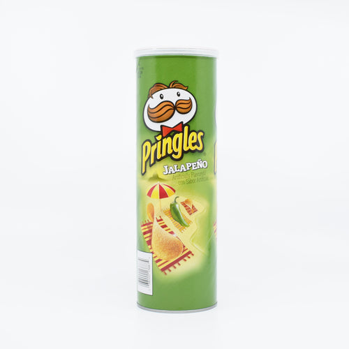 Pringles Jalapeno 158g - Bel & Brio Shop Online | Supermarket , Bottle Shop , Restaurant Deliveries