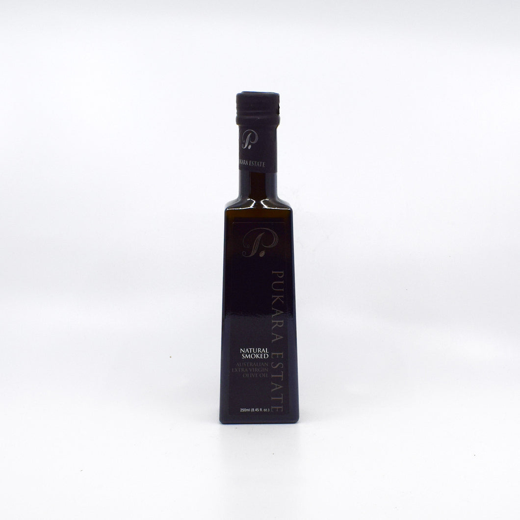 Pukara Estate Natural Smoked Extra Virgin Olive Oil 250ml - Bel & Brio Shop Online | Supermarket , Bottle Shop , Restaurant Deliveries