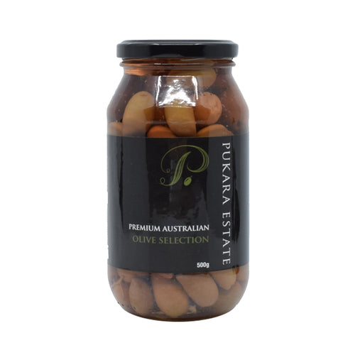 Pukara Estate - Premium Australian Olive Selection 500g - Bel & Brio Shop Online | Supermarket , Bottle Shop , Restaurant Deliveries