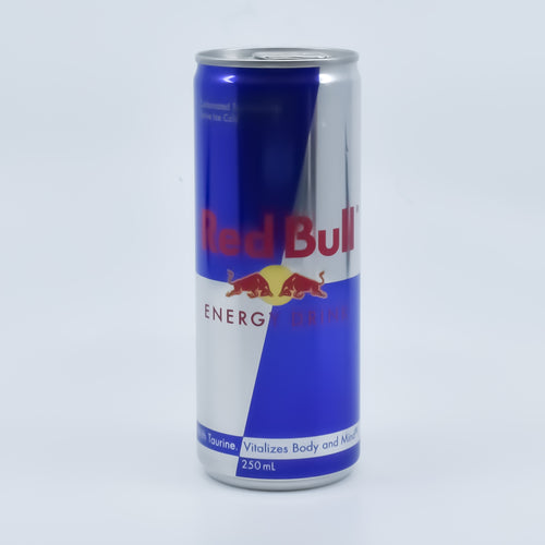 Red Bull Energy Drink Can 250ml - Bel & Brio Shop Online | Supermarket , Bottle Shop , Restaurant Deliveries