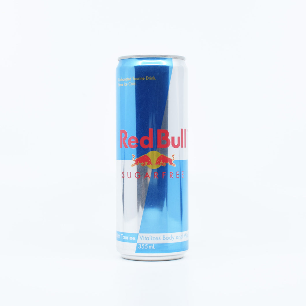 Red Bull Energy Drink Sugar Free Can 355ml
