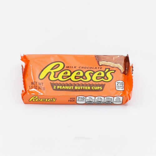 Reese's 2 Peanut Butter Cups 42g - Bel & Brio Shop Online | Supermarket , Bottle Shop , Restaurant Deliveries