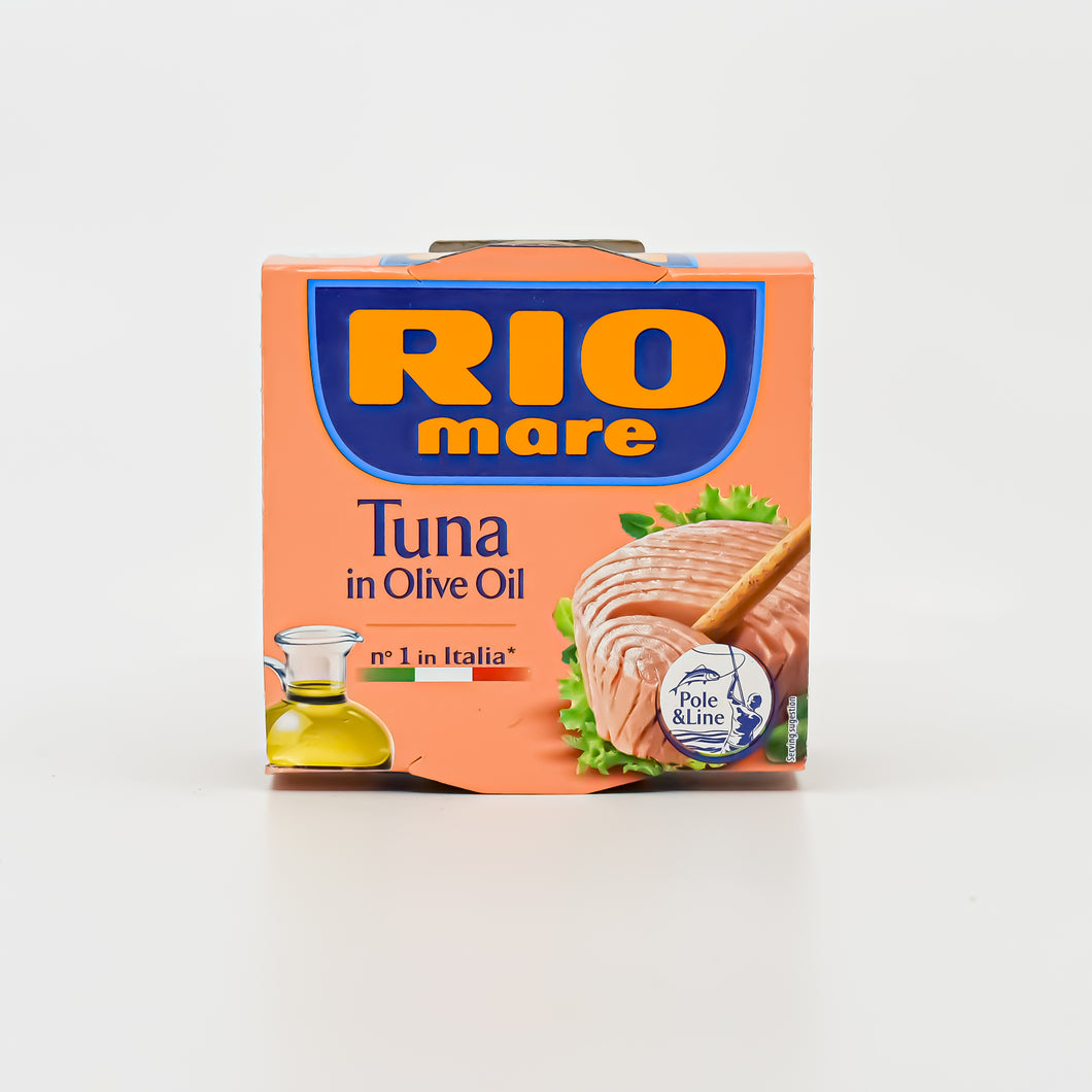 Rio Mare - Tuna in Olive Oil Single - Bel & Brio Shop Online | Supermarket , Bottle Shop , Restaurant Deliveries