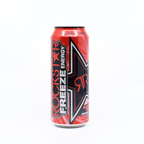 Rockstar Energy Drink (Watermelon Freeze) 500ml