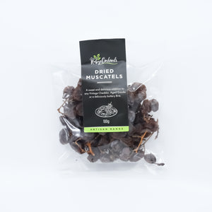 Ruby Orchards - Dried Muscatels 100g - Bel & Brio Shop Online | Supermarket , Bottle Shop , Restaurant Deliveries