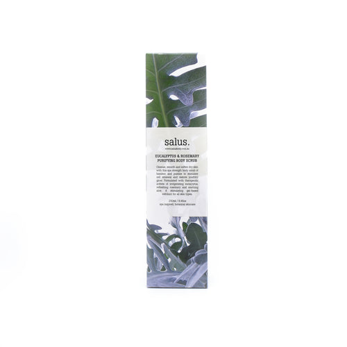 Salus - Body Scrub (Eucalyptus & Rosemary) 250ml