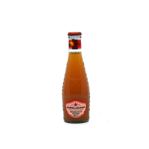 Sanpellegrino - Aranciata Rossa Sparkling (4x200ml) - Bel & Brio Shop Online | Supermarket , Bottle Shop , Restaurant Deliveries
