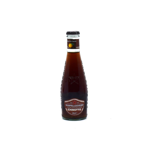 Sanpellegrino - Chinotto Sparkling (4x200ml) - Bel & Brio Shop Online | Supermarket , Bottle Shop , Restaurant Deliveries