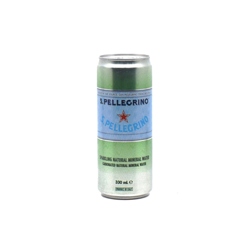 Sanpellegrino - Sparkling Natural Mineral Water 330ml