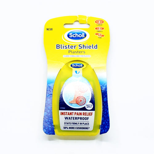 Scholl - Blister Shield Plasters (5 Pack)