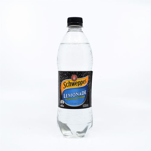 Schweppes Lemonade 600ml