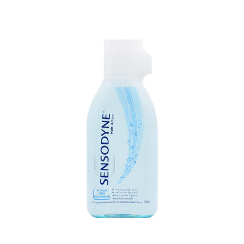 Sensodyne - Multi Action Mouthwash 300ml