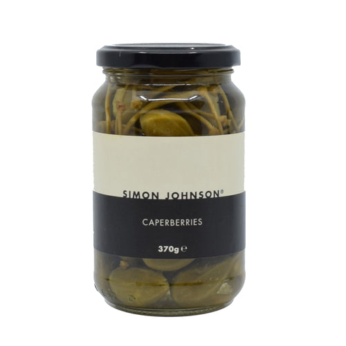 Simon Johnson - Caperberries 370g - Bel & Brio Shop Online | Supermarket , Bottle Shop , Restaurant Deliveries