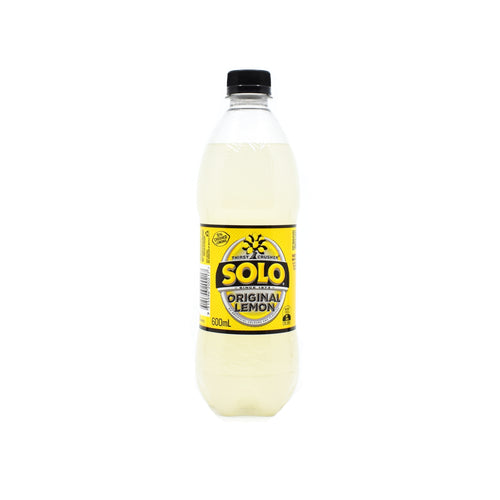 Solo - Original Lemon 600ml