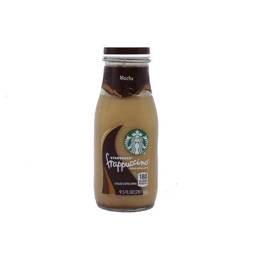 Starbucks - Frappuccino Mocha Drink 281ml