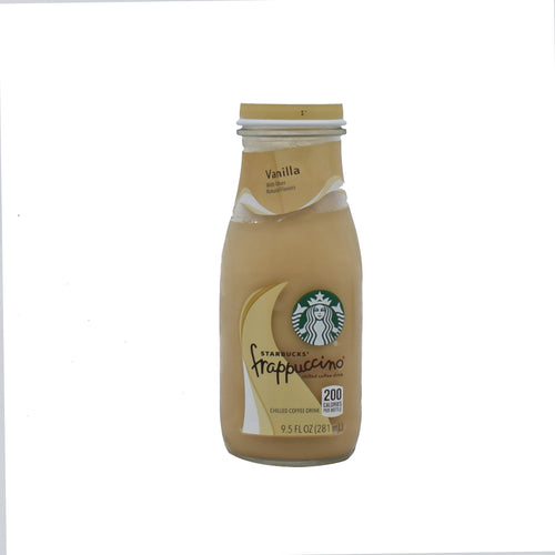 Starbucks - Frappuccino Vanilla Drink 281ml
