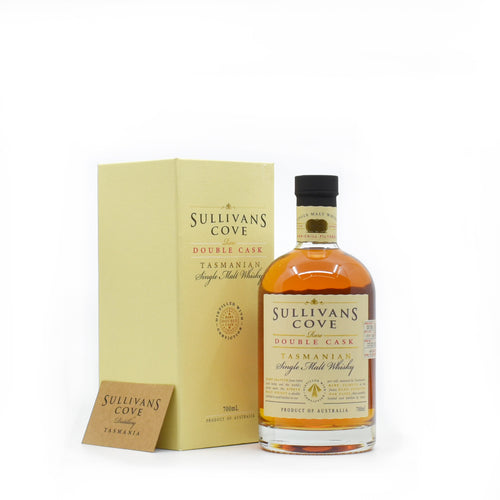 Sullivan Cove Rare Double Cask Single Malt Whisky 700ml Bottle - Bel & Brio Shop Online | Supermarket , Bottle Shop , Restaurant Deliveries