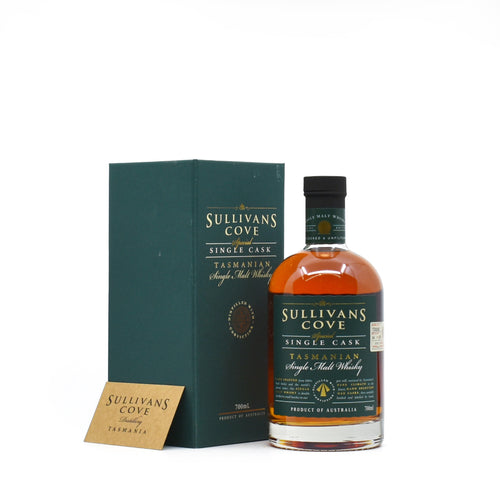 Sullivan Cove Special Single Cask Single Malt Whisky 700ml Bottle - Bel & Brio Shop Online | Supermarket , Bottle Shop , Restaurant Deliveries