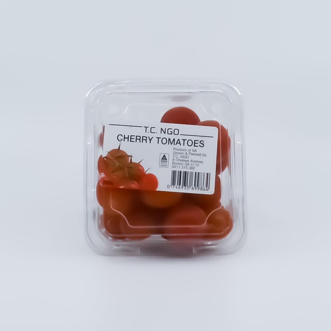 T.C. Ngo - Cherry Tomatoes 250g - Bel & Brio Shop Online | Supermarket , Bottle Shop , Restaurant Deliveries
