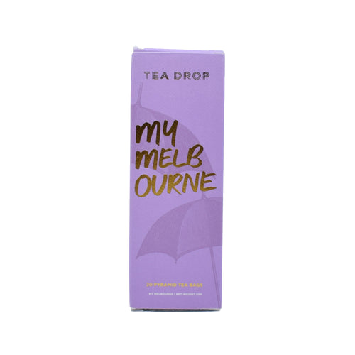 Tea Drop - My Melbourne (20 Bags) - Bel & Brio Shop Online | Supermarket , Bottle Shop , Restaurant Deliveries