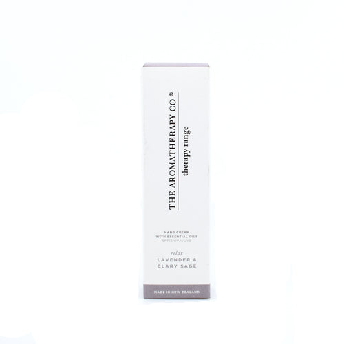 The Aromatherapy Co - Hand Cream (Lavender & Clary Sage) 75ml
