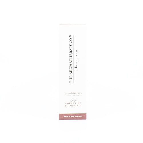 The Aromatherapy Co - Hand Cream (Sweet Lime & Mandarin) 75ml