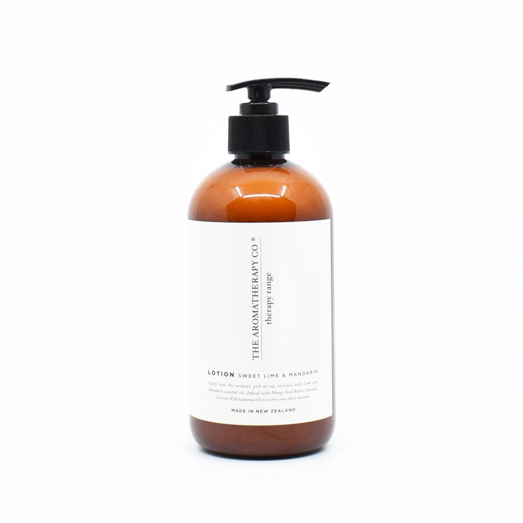 The Aromatherapy Co - Hand Lotion (Sweet Lime & Mandarin) 500ml
