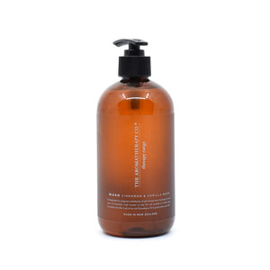 The Aromatherapy Co - Hand Wash (Cinnamon & Vanilla Bean) 500ml