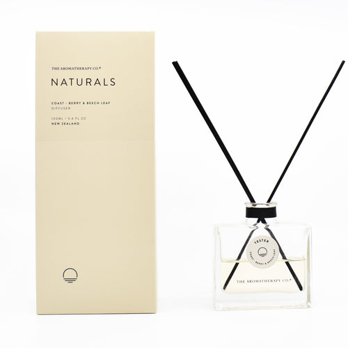 The Aromatherapy Co Naturals - Coast Diffuser (Berry & Beech Leaf) 100ml