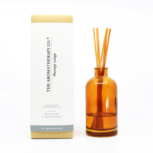 The Aromatherapy Co - Reed Diffuser (Rosemary & Peppermint) 250ml
