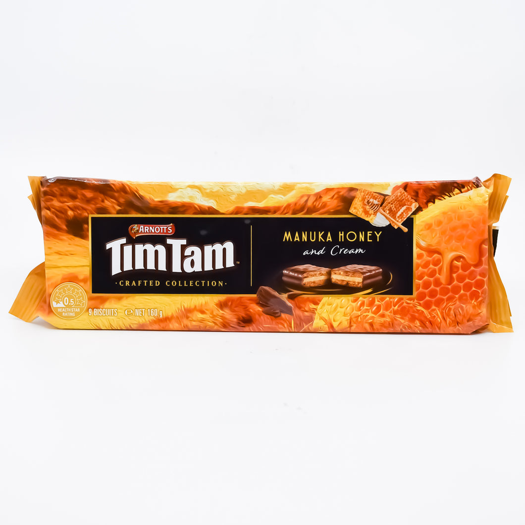TimTam - Manuka Honey and Cream 160g - Bel & Brio Shop Online | Supermarket , Bottle Shop , Restaurant Deliveries