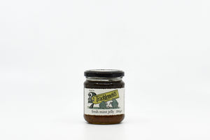 Tracklements Fresh Mint Jelly 250g - Bel & Brio Shop Online | Supermarket , Bottle Shop , Restaurant Deliveries