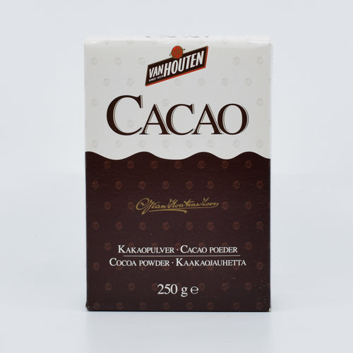 Vanhouten - Cocoa Powder 250g - Bel & Brio Shop Online | Supermarket , Bottle Shop , Restaurant Deliveries