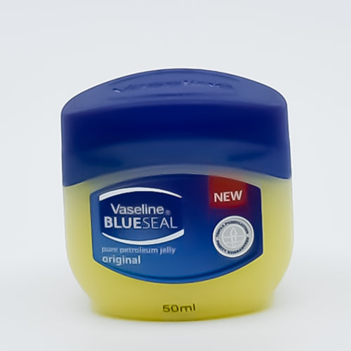 Vaseline Blueseal Original Jelly 50ml - Bel & Brio Shop Online | Supermarket , Bottle Shop , Restaurant Deliveries