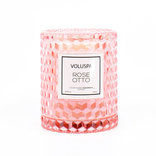 Voluspa Rose Otto Handpoured Cocowax Candle 240g