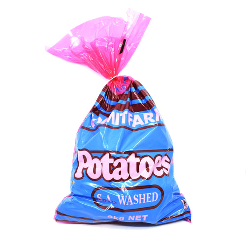 SA Washed Potatoes 2kg Bag