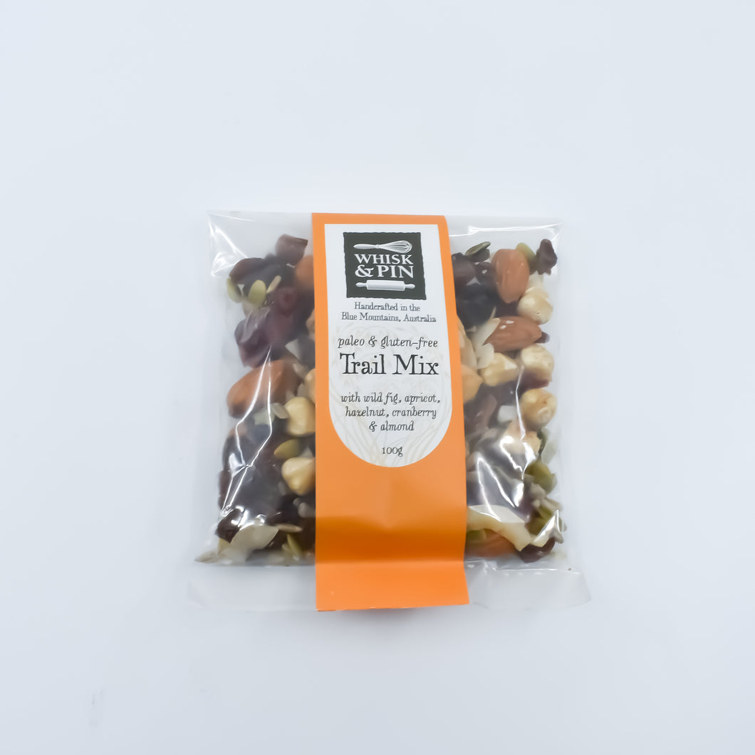 Whisk & Pin Trail Mix 100g - Bel & Brio Shop Online | Supermarket , Bottle Shop , Restaurant Deliveries