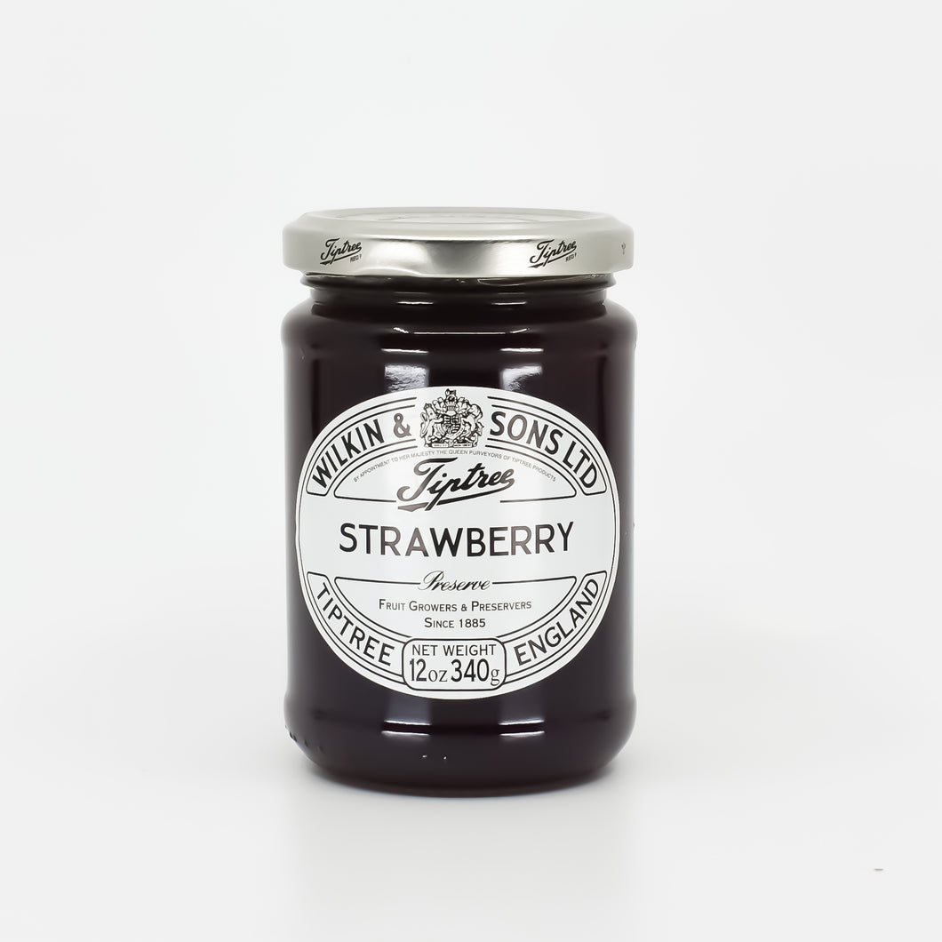 Wilkin & Sons - Strawberry Preserve 340g - Bel & Brio Shop Online | Supermarket , Bottle Shop , Restaurant Deliveries