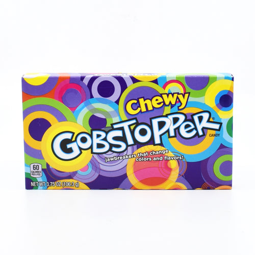 Wonka Chewy Gobstopper Candy 106.3g