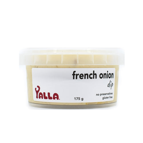 Yalla - French Onion 175g