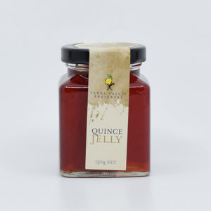 Yarra Valley - Quince Jelly 150g - Bel & Brio Shop Online | Supermarket , Bottle Shop , Restaurant Deliveries